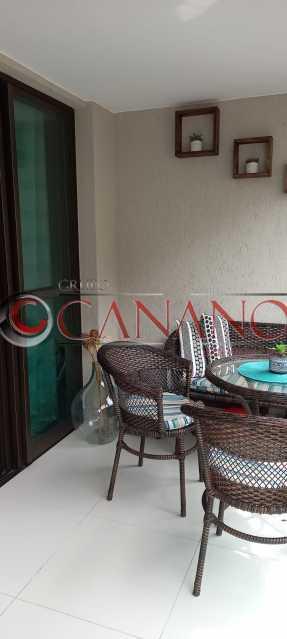 6 - Apartamento à venda Rua do Bispo,Rio Comprido, Rio de Janeiro - R$ 480.000 - BJAP21004 - 7