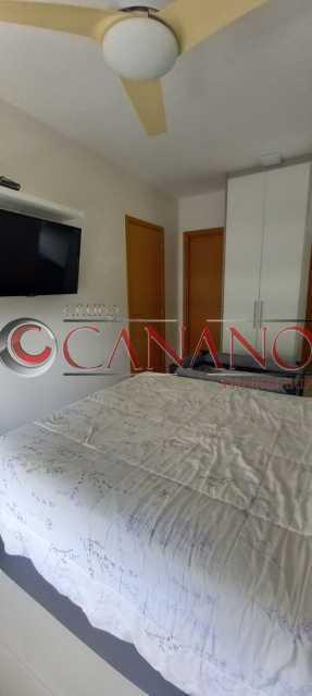 8 - Apartamento à venda Rua do Bispo,Rio Comprido, Rio de Janeiro - R$ 480.000 - BJAP21004 - 9