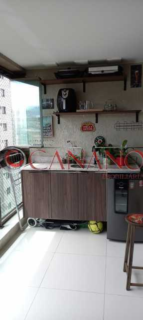 4 - Apartamento à venda Rua do Bispo,Rio Comprido, Rio de Janeiro - R$ 480.000 - BJAP21004 - 5