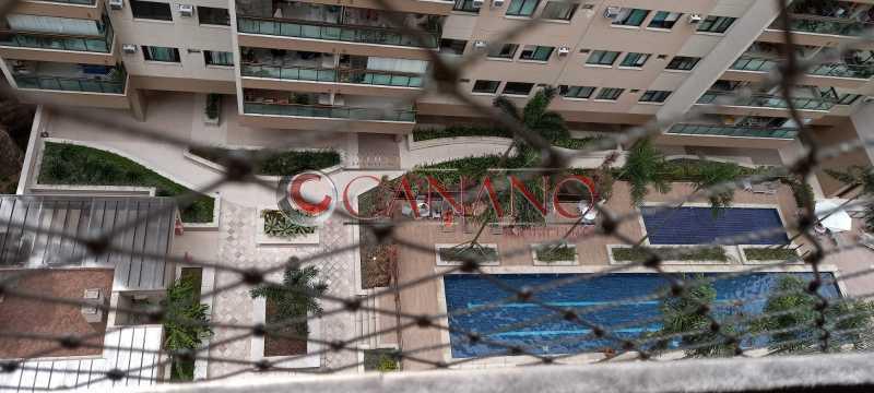11 - Apartamento à venda Rua do Bispo,Rio Comprido, Rio de Janeiro - R$ 480.000 - BJAP21004 - 12
