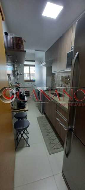 18 - Apartamento à venda Rua do Bispo,Rio Comprido, Rio de Janeiro - R$ 480.000 - BJAP21004 - 19