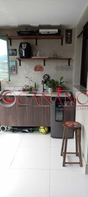 22 - Apartamento à venda Rua do Bispo,Rio Comprido, Rio de Janeiro - R$ 480.000 - BJAP21004 - 23