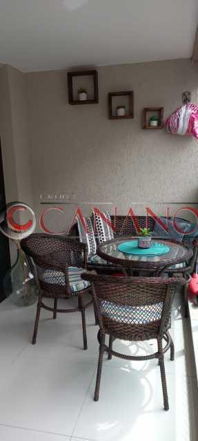 26 - Apartamento à venda Rua do Bispo,Rio Comprido, Rio de Janeiro - R$ 480.000 - BJAP21004 - 27