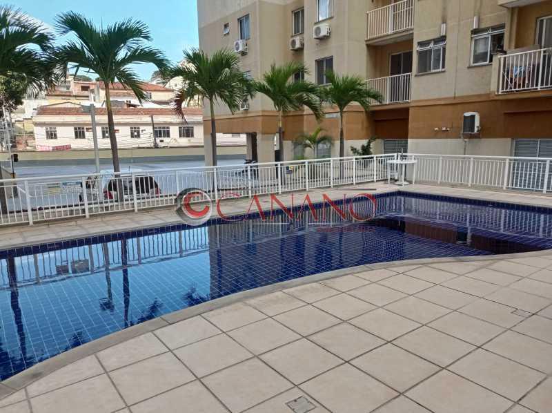 1 - Apartamento à venda Rua Piauí,Todos os Santos, Rio de Janeiro - R$ 255.000 - BJAP21010 - 1