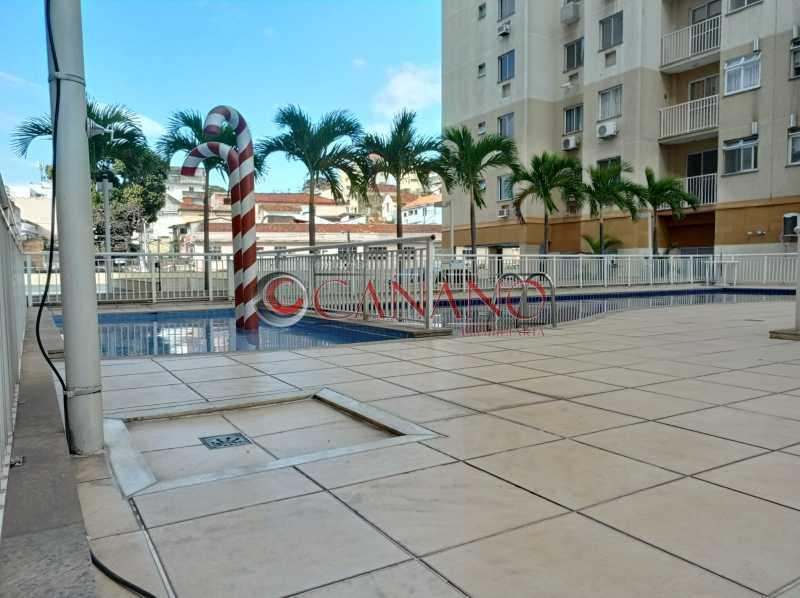 4 - Apartamento à venda Rua Piauí,Todos os Santos, Rio de Janeiro - R$ 255.000 - BJAP21010 - 5