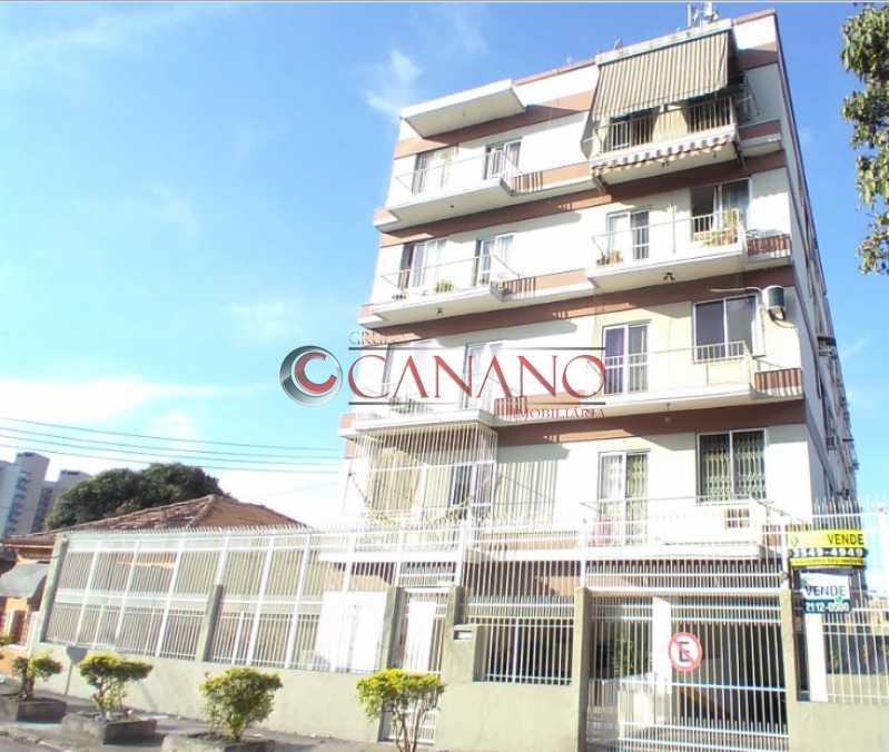 1 - Apartamento à venda Rua Luísa Vale,Del Castilho, Rio de Janeiro - R$ 215.000 - BJAP21018 - 1