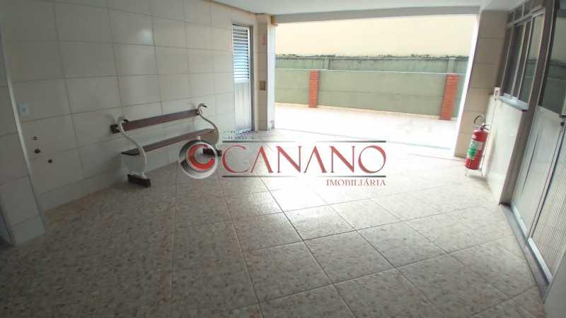 4. - Apartamento à venda Rua Luísa Vale,Del Castilho, Rio de Janeiro - R$ 215.000 - BJAP21018 - 6