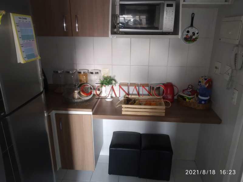19 - Apartamento à venda Avenida Dom Hélder Câmara,Pilares, Rio de Janeiro - R$ 480.000 - BJAP30305 - 6