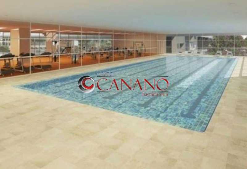 25 - Apartamento à venda Avenida Dom Hélder Câmara,Pilares, Rio de Janeiro - R$ 480.000 - BJAP30305 - 20