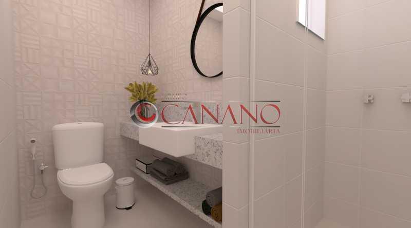 71df1ba52a92c8df-banheiro 02 1 - Apartamento à venda Rua Siqueira Campos,Copacabana, Rio de Janeiro - R$ 749.000 - BJAP21030 - 7