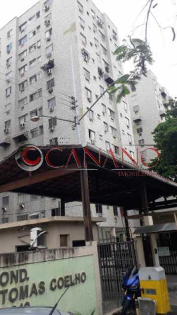 580124554484719 - Apartamento à venda Rua Moacir de Almeida,Tomás Coelho, Rio de Janeiro - R$ 165.000 - BJAP21031 - 4