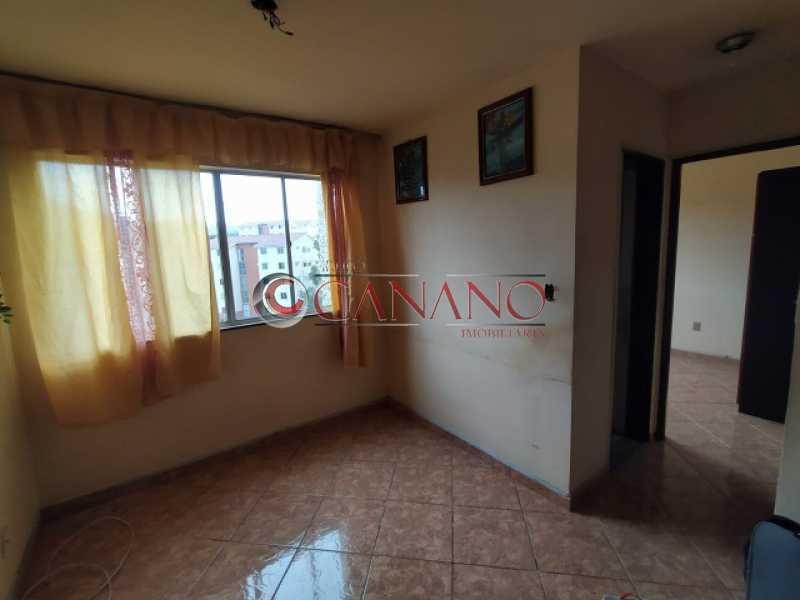 584140790458778 - Apartamento à venda Rua Moacir de Almeida,Tomás Coelho, Rio de Janeiro - R$ 165.000 - BJAP21031 - 9