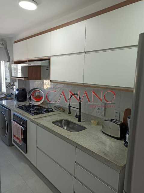 1 - Apartamento à venda Avenida Dom Hélder Câmara,Pilares, Rio de Janeiro - R$ 470.000 - BJAP30310 - 6
