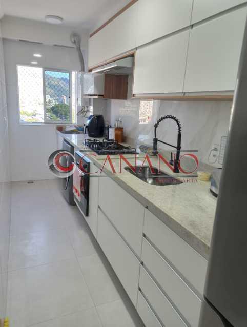 4 - Apartamento à venda Avenida Dom Hélder Câmara,Pilares, Rio de Janeiro - R$ 470.000 - BJAP30310 - 9