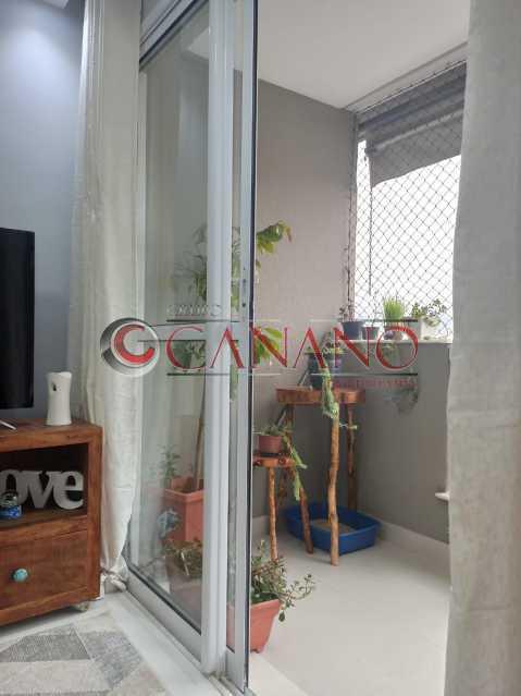 20 - Apartamento à venda Avenida Dom Hélder Câmara,Pilares, Rio de Janeiro - R$ 470.000 - BJAP30310 - 21