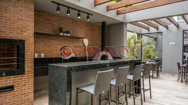 54dcb439-b00d-4140-b3e5-a0102b - Apartamento para alugar Rua José Bonifácio,Todos os Santos, Rio de Janeiro - R$ 1.800 - BJAP21043 - 9