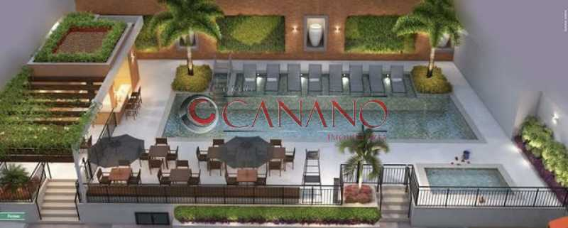 c3828149-c34b-4878-8405-5f69f2 - Apartamento para alugar Rua José Bonifácio,Todos os Santos, Rio de Janeiro - R$ 1.800 - BJAP21043 - 14