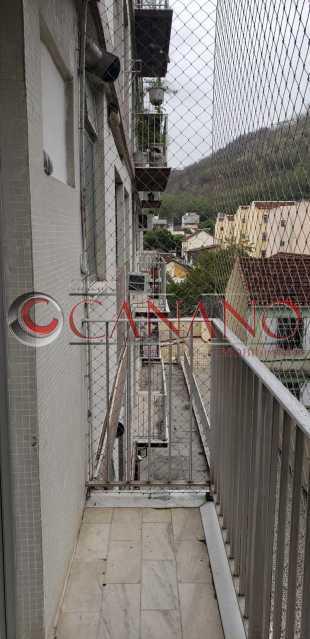 7f674436-c553-4816-b63d-5dbd97 - Apartamento para alugar Rua Vítor Meireles,Riachuelo, Rio de Janeiro - R$ 1.100 - BJAP21048 - 6
