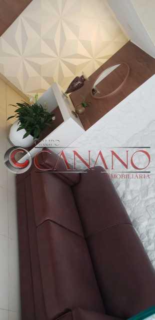 9eaa390c-50bf-4539-9bb2-222532 - Apartamento para alugar Rua Vítor Meireles,Riachuelo, Rio de Janeiro - R$ 1.100 - BJAP21048 - 9