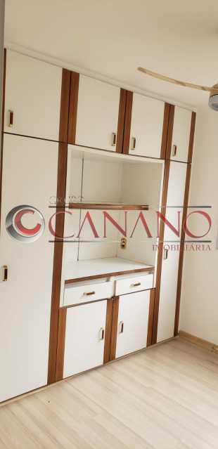 f831ee19-8cb4-4446-b461-754ad2 - Apartamento para alugar Rua Vítor Meireles,Riachuelo, Rio de Janeiro - R$ 1.100 - BJAP21048 - 1