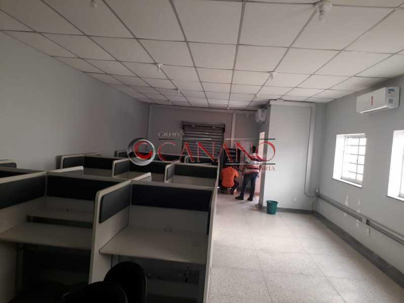 4 - Conjunto de Salas para alugar Rua Fonseca Teles,São Cristóvão, Rio de Janeiro - R$ 6.000 - BJCS00003 - 5