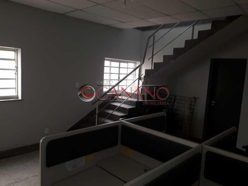 9 - Conjunto de Salas para alugar Rua Fonseca Teles,São Cristóvão, Rio de Janeiro - R$ 6.000 - BJCS00003 - 10