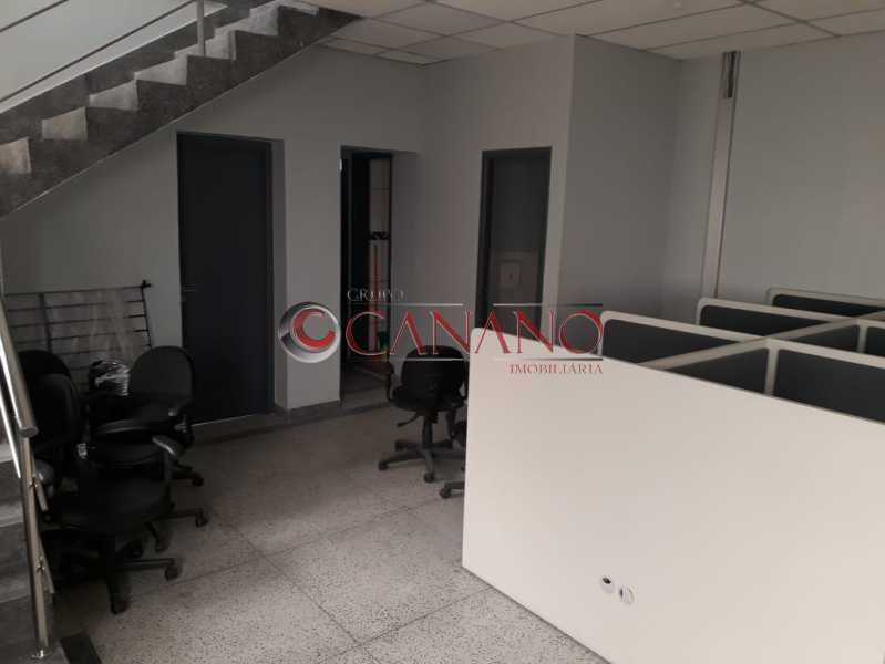 24 - Conjunto de Salas para alugar Rua Fonseca Teles,São Cristóvão, Rio de Janeiro - R$ 6.000 - BJCS00003 - 25