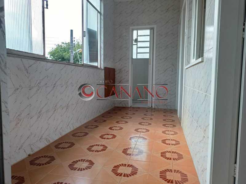 8 - Casa de Vila 4 quartos à venda Piedade, Rio de Janeiro - R$ 290.000 - BJCV40012 - 13