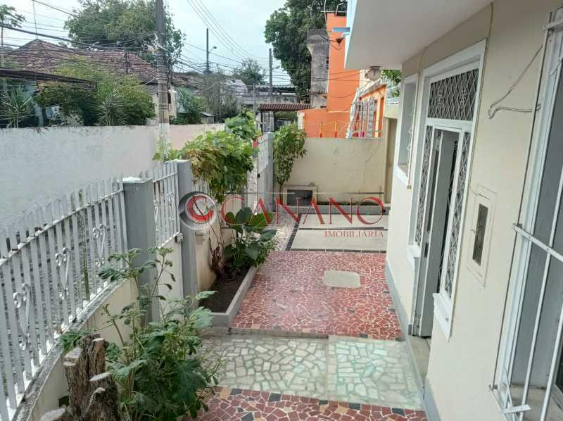14 - Casa de Vila 4 quartos à venda Piedade, Rio de Janeiro - R$ 290.000 - BJCV40012 - 1