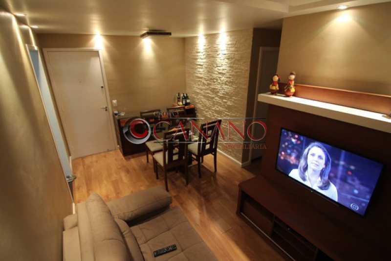 1 - Apartamento à venda Rua Fernão Cardim,Engenho de Dentro, Rio de Janeiro - R$ 265.000 - BJAP21072 - 3