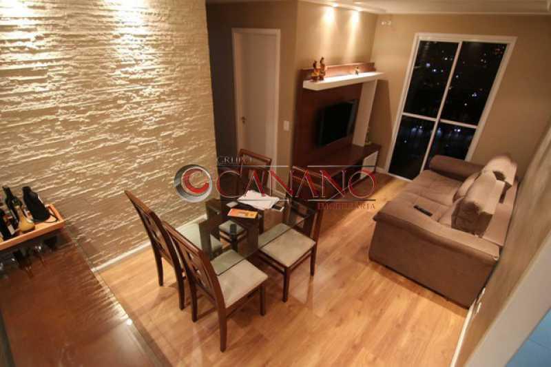 4 - Apartamento à venda Rua Fernão Cardim,Engenho de Dentro, Rio de Janeiro - R$ 265.000 - BJAP21072 - 1