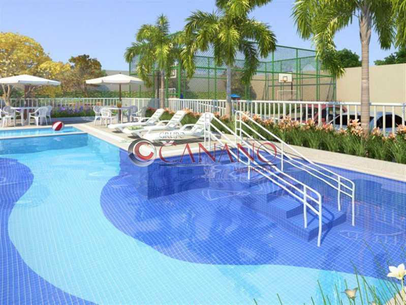 1 - Apartamento 2 quartos à venda Engenho de Dentro, Rio de Janeiro - R$ 215.000 - BJAP21081 - 31