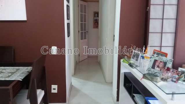 03 - Apartamento Riachuelo,Rio de Janeiro,RJ À Venda,2 Quartos,75m² - GCAP20349 - 4