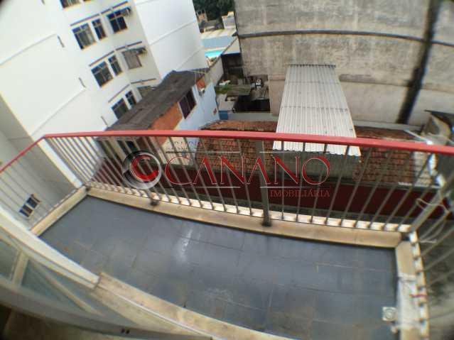 IMG_1335 - apartamento 2 quartos suíte varanda engenho novo - GCAP20509 - 4