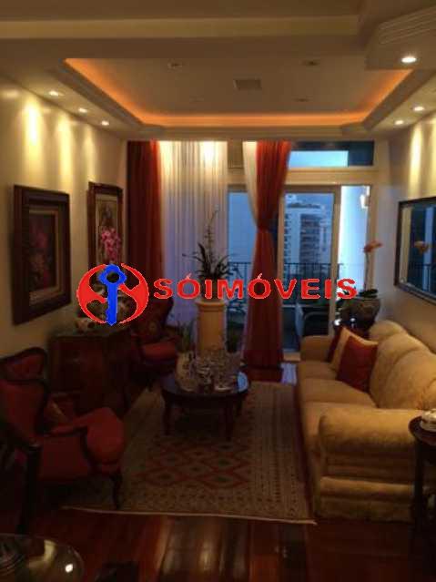 2 - Apartamento 3 quartos à venda Humaitá, Rio de Janeiro - R$ 1.650.000 - LBAP32299 - 5