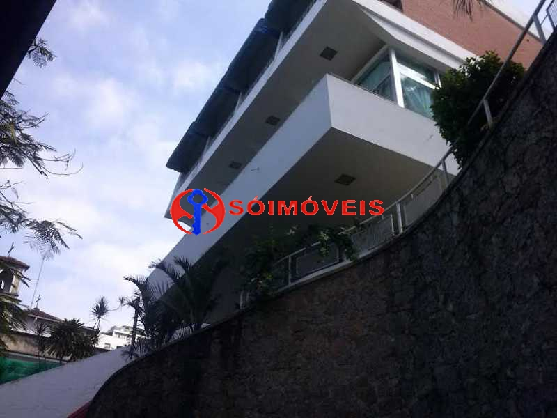 01 - Casa 5 quartos à venda Rio de Janeiro,RJ - R$ 7.500.000 - LICA50004 - 1