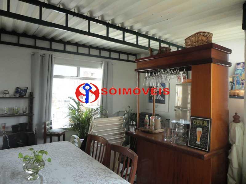 DSC03648 - Cobertura 3 quartos à venda Rio de Janeiro,RJ - R$ 850.000 - LBCO30222 - 7