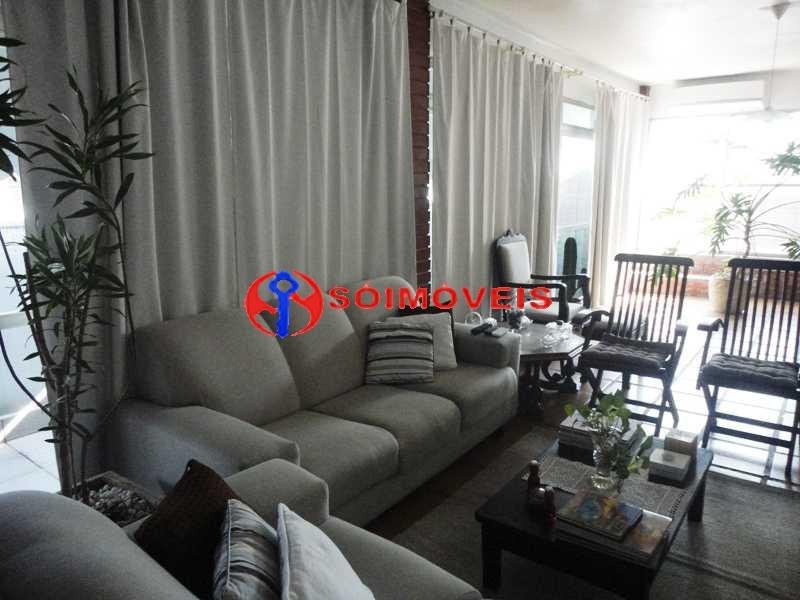 DSC03666 - Cobertura 3 quartos à venda Rio de Janeiro,RJ - R$ 850.000 - LBCO30222 - 1