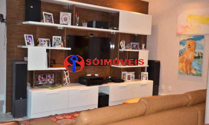 3 - Casa 8 quartos à venda Rio de Janeiro,RJ - R$ 5.800.000 - LBCA80005 - 5