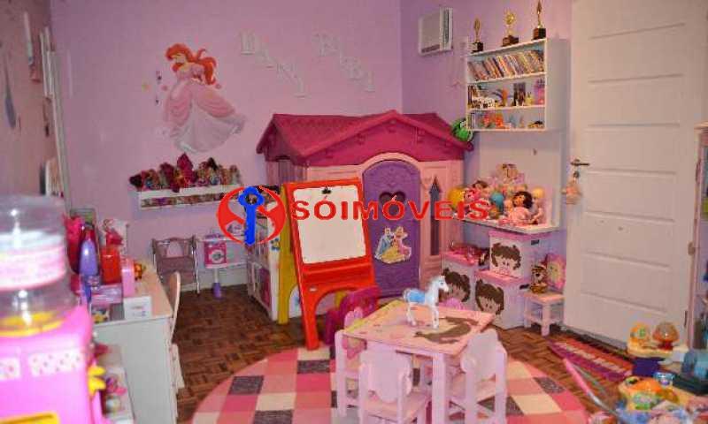 12 - Casa 8 quartos à venda Rio de Janeiro,RJ - R$ 5.800.000 - LBCA80005 - 13