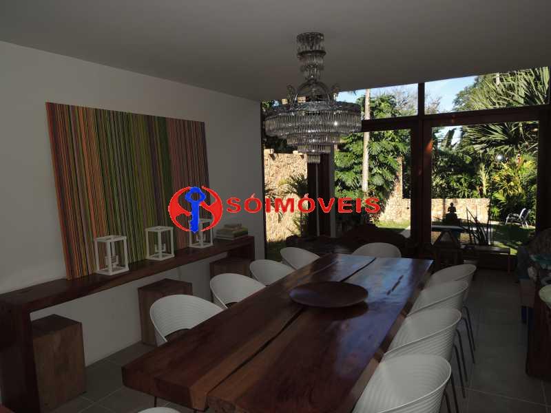 DSCN7381 - Casa em Condomínio 3 quartos à venda São Conrado, Rio de Janeiro - R$ 9.000.000 - LBCN30008 - 6