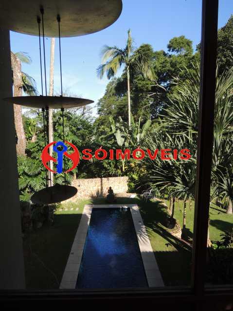 DSCN7386 - Casa em Condomínio 3 quartos à venda São Conrado, Rio de Janeiro - R$ 9.000.000 - LBCN30008 - 11