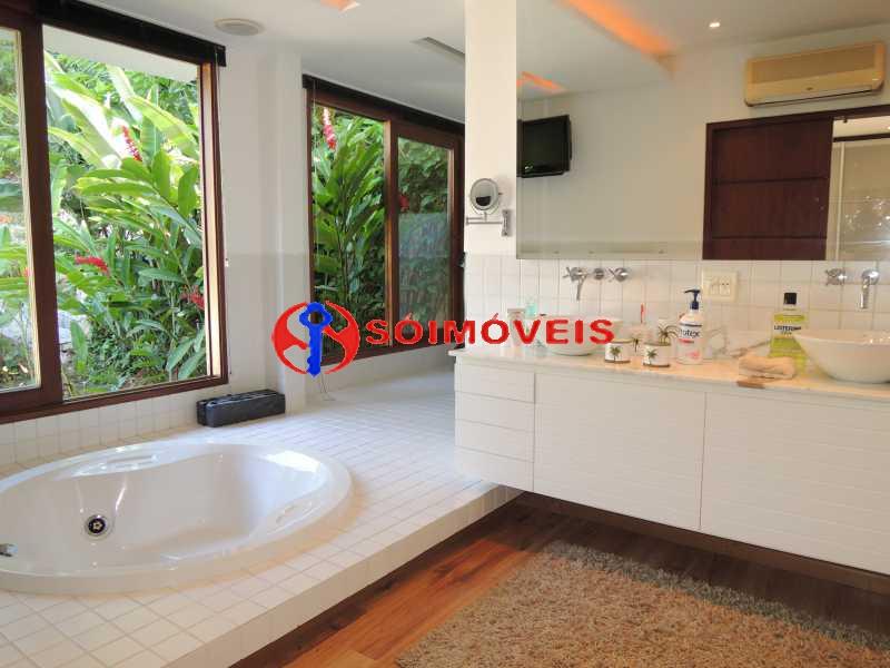 DSCN7357 - Casa em Condomínio 3 quartos à venda São Conrado, Rio de Janeiro - R$ 9.000.000 - LBCN30008 - 15