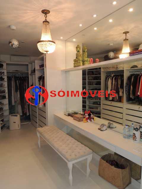 DSCN7361 - Casa em Condomínio 3 quartos à venda São Conrado, Rio de Janeiro - R$ 9.000.000 - LBCN30008 - 18