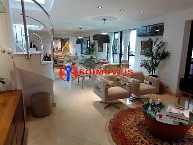 03 - Cobertura 3 quartos à venda Rio de Janeiro,RJ - R$ 7.500.000 - LBCO30234 - 3