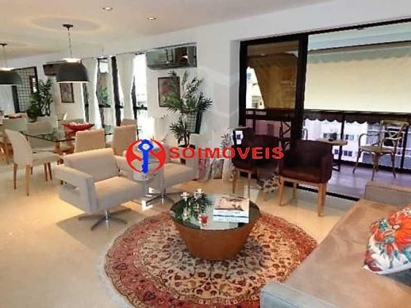 04 - Cobertura 3 quartos à venda Rio de Janeiro,RJ - R$ 7.500.000 - LBCO30234 - 4