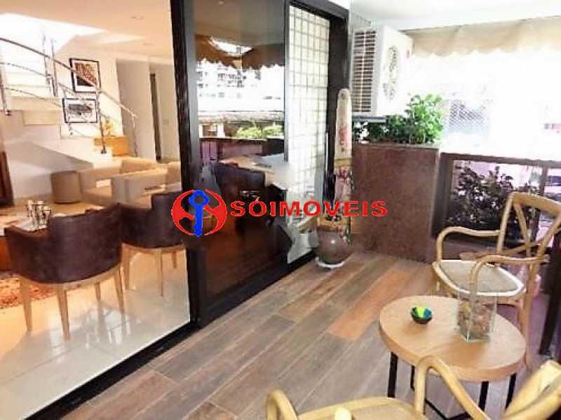 05 - Cobertura 3 quartos à venda Rio de Janeiro,RJ - R$ 7.500.000 - LBCO30234 - 5