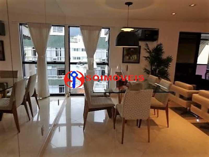 07 - Cobertura 3 quartos à venda Rio de Janeiro,RJ - R$ 7.500.000 - LBCO30234 - 7