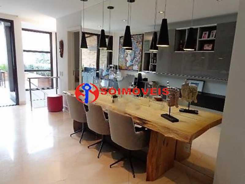 10 - Cobertura 3 quartos à venda Rio de Janeiro,RJ - R$ 7.500.000 - LBCO30234 - 10