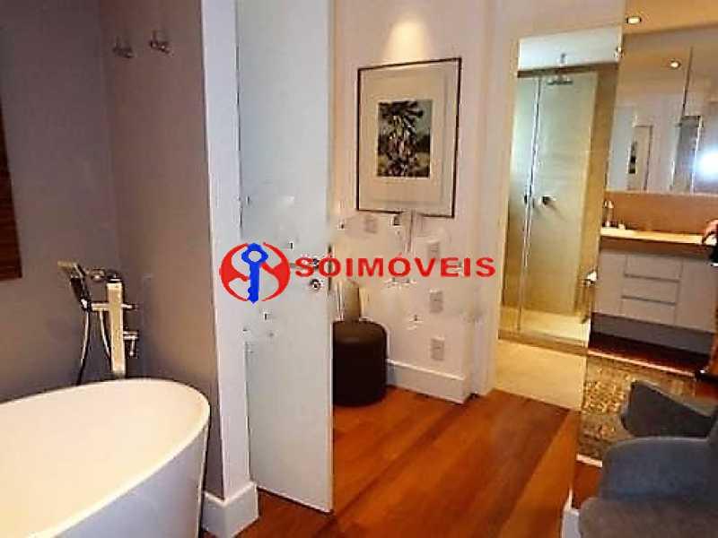 15 - Cobertura 3 quartos à venda Rio de Janeiro,RJ - R$ 7.500.000 - LBCO30234 - 15